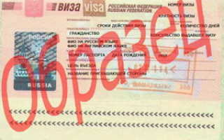 Рабочая виза в Россию для иностранцев: правила пребывания