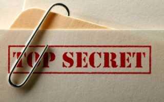 Ответственность и наказание за разглашение персональных данных
